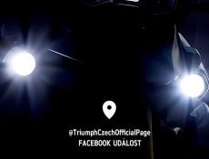 Slavnostní představení nových Tiger 900 GT a RALLY pro ČR a SK.