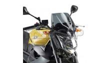 Plexi GIVI Yamaha XJ6-N 2009-