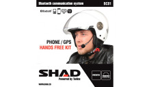 SHAD bluethoot intercom