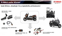X-MAX SADA WINTER, PŮVODNÍ CENA 9850,-