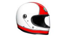 AGV X3000 Super AGV červená/bílá