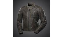 4SR kožená bunda COOL RETRO