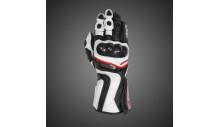 4SR rukavice SR 001 WHITE