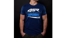 4SR triko SUPERBIKE BLUE