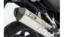 Výfuk ZARD - Triumph Tiger 1200