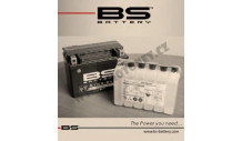 BATERIE-BS YT12B-BS