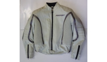 dámská textilní bunda VENUS vel. 42 bílá
