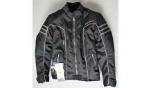 dámská textilní bunda ELECTRA vel. 36/XS černá