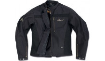 Textilní bunda Prexport TUBE_černá