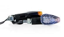 LED Blikače 3010 černé 2ks