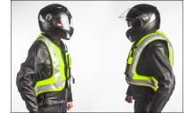 Airbagová vesta Helite Turtle Hivis