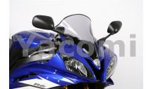 MRA plexi racing R6 07 - černá