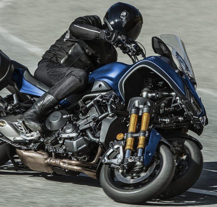 Projeďte se na své vysněné motorce