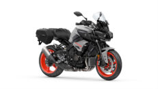 yamaha MT – 10 tourer edition
