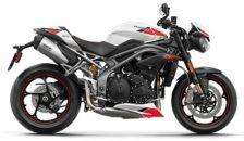 NEW SPEED TRIPLE RS