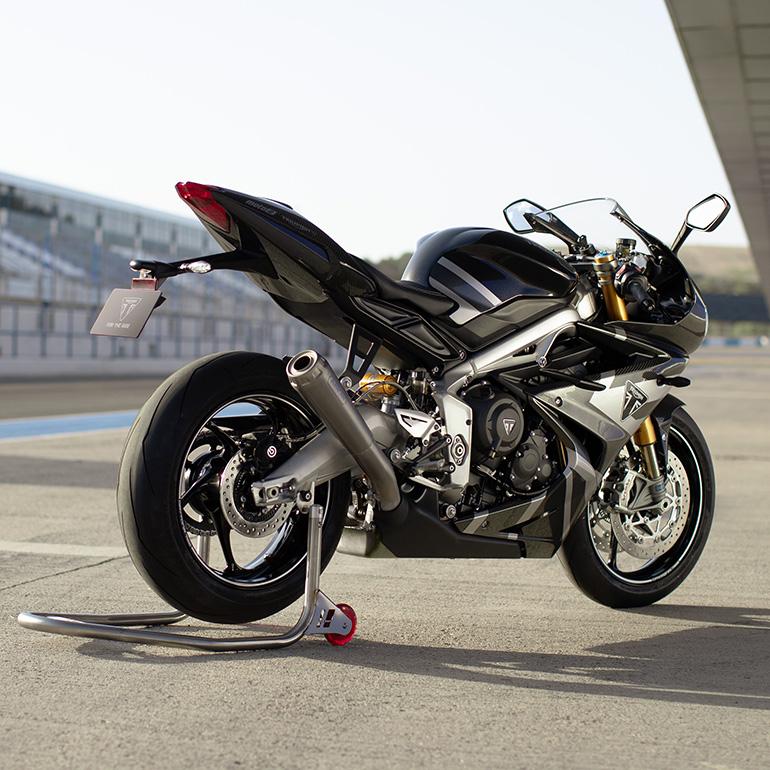 Daytona moto2 ™ 765