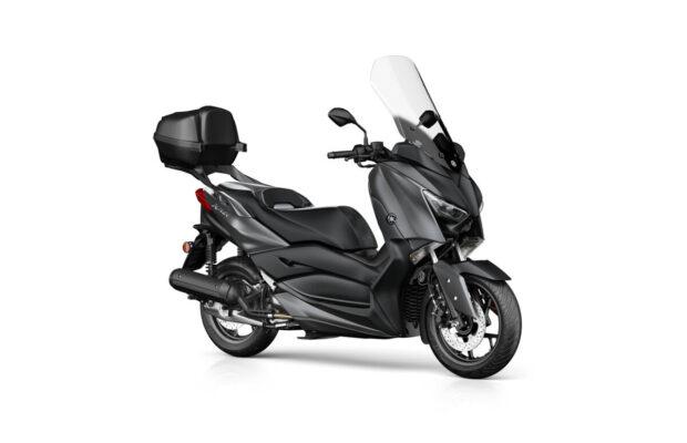 Doplňky k novému skůtru Yamaha Xmax 300 ZDARMA