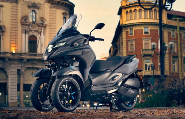 Yamaha Tricity 300 nově u nás v showroomu!!