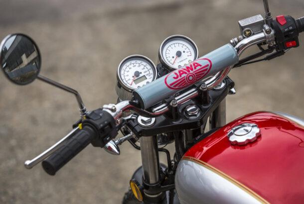 Jawa 350 OHC Scrambler