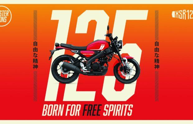 Yamaha XSR 125 v Motocentru